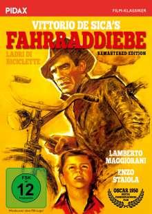 Fahrraddiebe, DVD