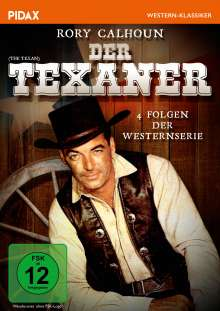 Der Texaner (1960), DVD