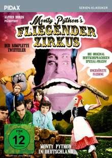 Monty Python's Fliegender Zirkus, DVD