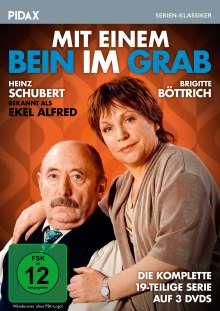 Mit einem Bein im Grab (Komplette Serie), 3 DVDs