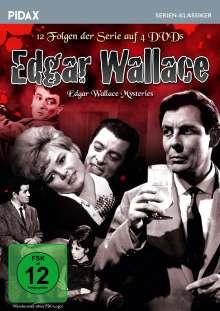 Edgar Wallace (TV-Serie), 4 DVDs