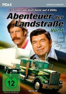 Abenteuer der Landstraße Vol. 1, 4 DVDs