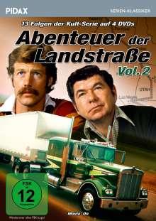 Abenteuer der Landstraße Vol. 2, 4 DVDs
