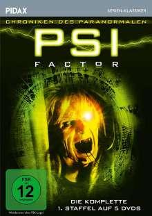 PSI Factor Staffel 1, 5 DVDs