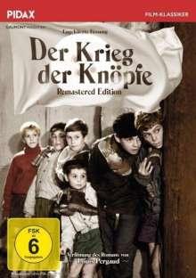 Der Krieg der Knöpfe (1962), DVD
