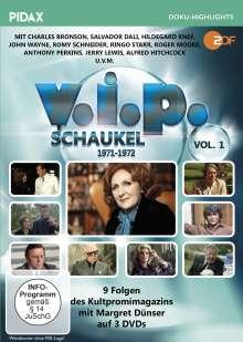 V.I.P.-Schaukel Vol. 1, 3 DVDs