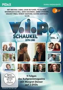 V.I.P.-Schaukel Vol. 4, DVD