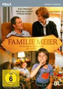 Familie Meier, 3 DVDs