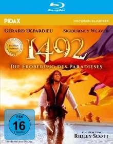 1492 - Die Eroberung des Paradieses (Blu-ray), Blu-ray Disc