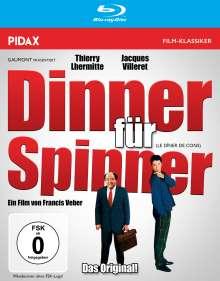 Dinner für Spinner (1998) (Blu-ray), Blu-ray Disc