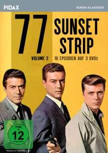 77 Sunset Strip Vol. 2, 3 DVDs