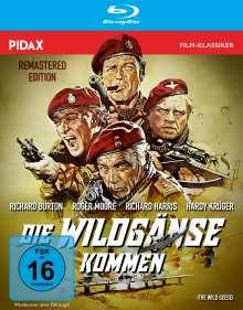 Die Wildgänse kommen (Blu-ray), Blu-ray Disc
