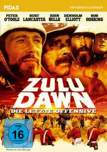 Zulu Dawn, DVD