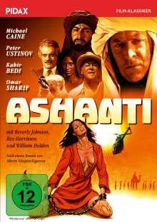 Ashanti, DVD