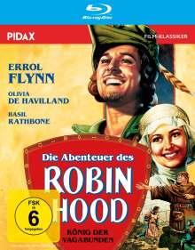 Die Abenteuer des Robin Hood (König der Vagabunden) (Blu-ray), Blu-ray Disc