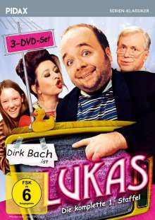 Lukas Staffel 1, 3 DVDs