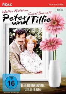 Peter und Tillie, DVD