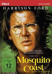 Mosquito Coast, DVD