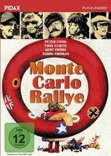 Monte Carlo Rallye, DVD