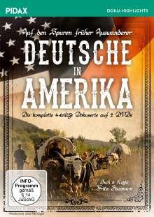 Deutsche in Amerika, 2 DVDs