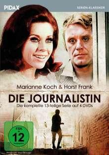 Die Journalistin (Komplette Serie), 4 DVDs
