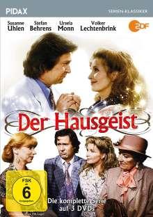 Der Hausgeist (Komplette Serie), 3 DVDs