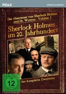 Sherlock Holmes im 20. Jahrhundert, DVD