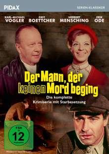 Der Mann, der keinen Mord beging, DVD