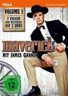 Maverick Vol. 1, 2 DVDs