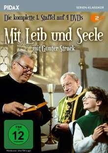 Mit Leib und Seele Staffel 1, 4 DVDs