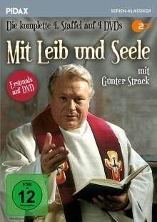 Mit Leib und Seele Staffel 4 (finale Staffel), 4 DVDs