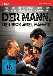 Der Mann, der sich Abel nannte, DVD