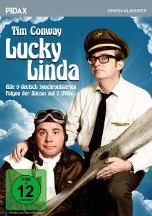Lucky Linda, 2 DVDs