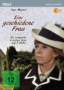 Eine geschiedene Frau (Komplette Serie), 3 DVDs