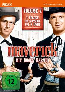 Maverick Vol. 2, 2 DVDs