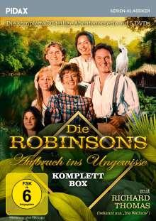 Die Robinsons - Aufbruch ins Ungewisse (Komplette Serie), DVD