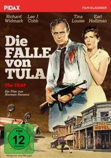 Die Falle von Tula, DVD