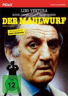 Der Maulwurf, DVD