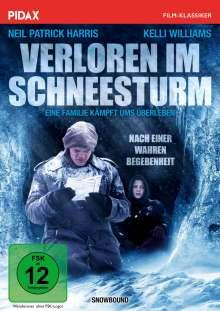 Verloren im Schneesturm - Eine Familie kämpft ums Überleben, DVD