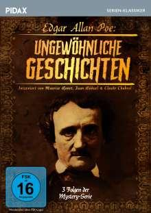 Edgar Allan Poe - Ungewöhnliche Geschichten, DVD