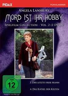 Mord ist ihr Hobby - Spielfilm Collection Vol. 2, 2 DVDs