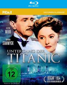 Untergang der Titanic (Blu-ray), Blu-ray Disc
