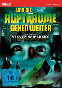 ...und die Alpträume gehen weiter, DVD