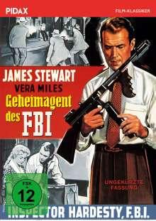 Geheimagent des FBI, DVD