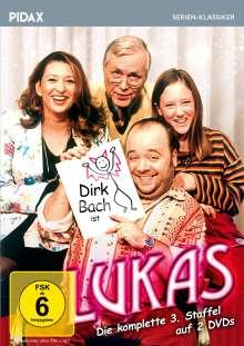 Lukas Staffel 3, 2 DVDs