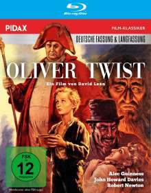 Oliver Twist (1948) (Blu-ray), Blu-ray Disc