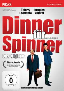 Dinner für Spinner (1998), DVD