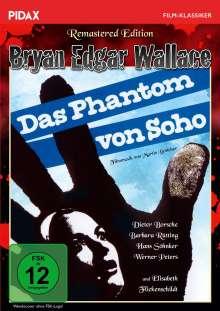 Das Phantom von Soho, DVD