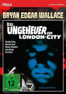 Das Ungeheuer von London-City, DVD