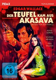 Der Teufel kam aus Akasava, DVD